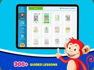 Monkey Stories: books, reading games for kids 3.2.5 Screen 5