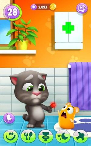 My Talking Tom 2 4.2 Screen 12