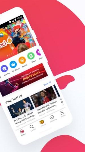 Vidio - Nonton Video, TV & Live Streaming Gratis 4.12.12-e9185e7 Screen 5