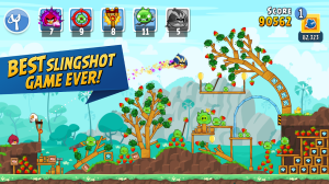 Android Angry Birds Friends Screen 8