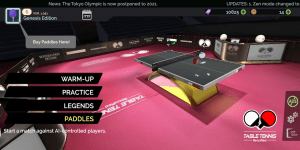Table Tennis ReCrafted! 1.062 Global Screen 4
