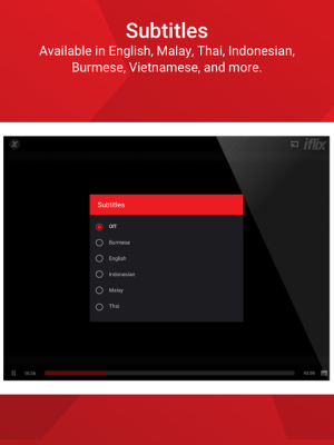 iflix 2.32.0-6366 Screen 8