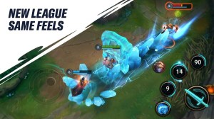 Android League of Legends: Wild Rift Screen 2