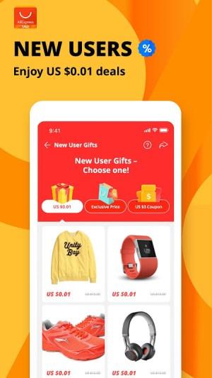 Android AliExpress - Smarter Shopping, Better Living Screen 13