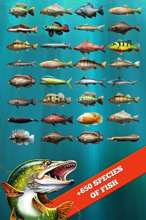 Let's Fish: Sport Fishing Games. Fishing Simulator 4.17.2 Screen 2
