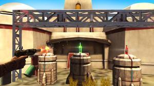Bottle Shooting Games 2.2c Screen 1