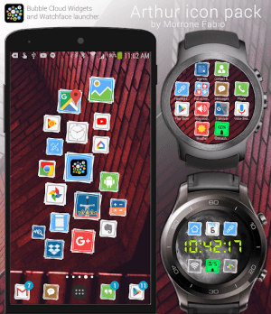 Arthur Icon Pack 5.6 Screen 4