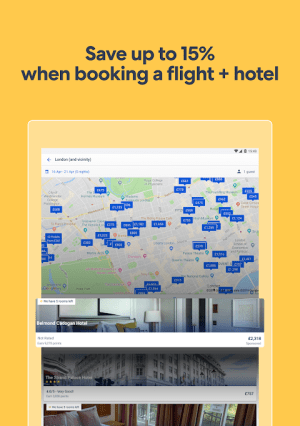 Expedia Hotel, Flight, Car Hires & Activities 21.28.0 Screen 8