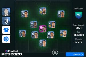 Android eFootball PES 2020 Screen 15