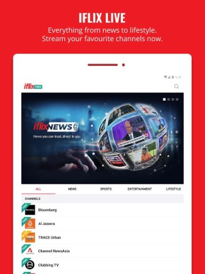 iflix 3.35.0-18361 Screen 6