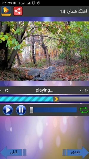 موسیقی محلی و سنتی ایرانی 1.1 Screen 3