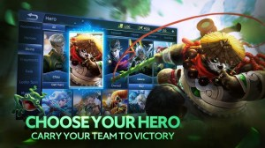 Android Mobile Legends: Bang Bang Screen 4