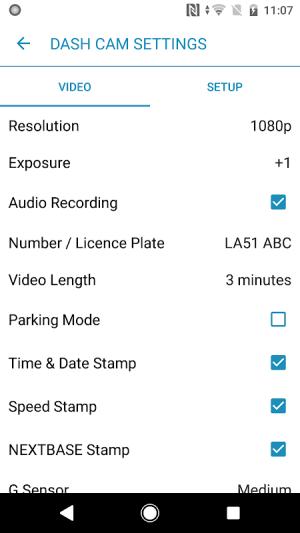 Cam Viewer 2.3.9 Screen 2