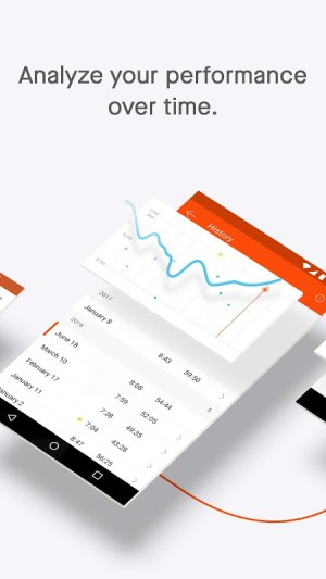 Strava tracker: Record running, cycling & swimming 91.0.0 Screen 3