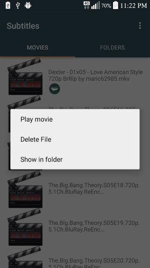 Subtitles 3.1 Screen 1