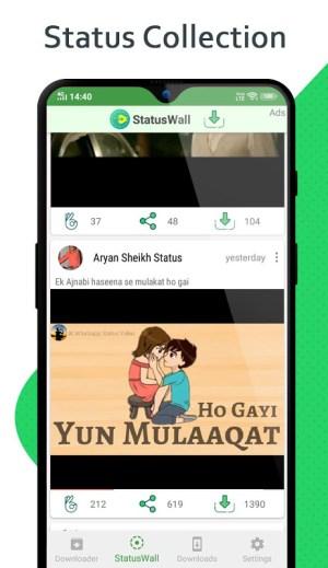 Status Saver - Downloader for Whatsapp 1.68 Screen 4