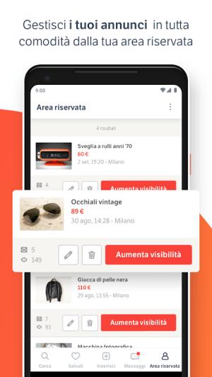 Subito: compra e vendi vicino a te! 4.25.2 Screen 1