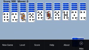 Spider Solitaire Free 1.0 Screen 1