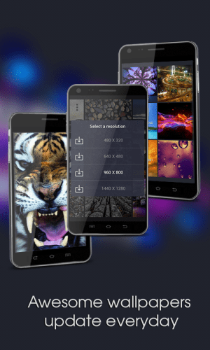 Android Wallpapers and Backgrounds Screen 4