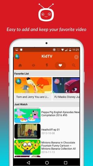 net.studio7.kidTV 1.1.5 Screen 3