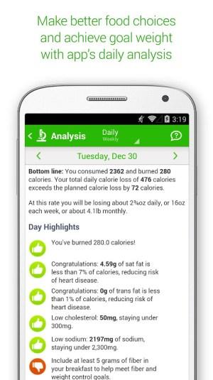 Diabetes & Diet Tracker 5.6.1 Screen 6