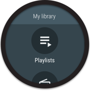 Google Play Music 8.1.6419-3.X Screen 9