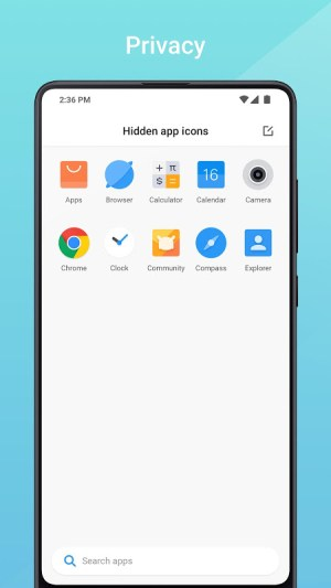 Mint Launcher 1.1.4.10 Screen 1