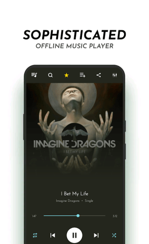 PowerAudio Plus Music Player 9.2.1 Screen 4