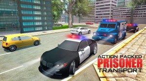Android Police Prisoners Transport Bus Screen 1