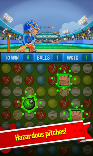 Android Cricket Rockstar : Multiplayer Screen 6
