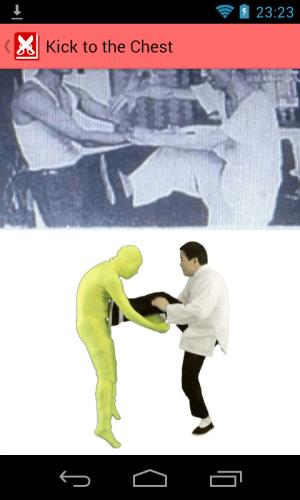 Wing Chun Glossary 3.2.0 Screen 4