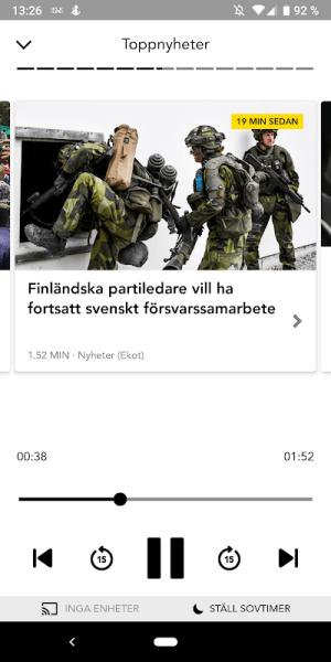 Sveriges Radio Play 20.1.2 Screen 13