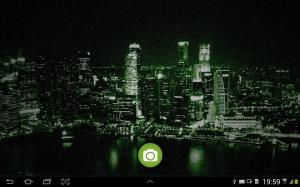 Android Night Vision Camera Simulation Screen 3