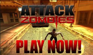 Zombies Attack 3D 1.2.4c Screen 5