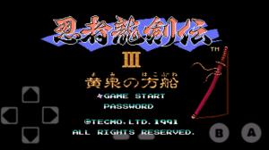 Android NES Emulator Screen 3