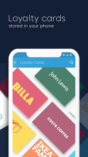 iCard: Mobile Account & Payments 8.06 Screen 2