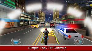 Android Dhoom:3 The Game Screen 2