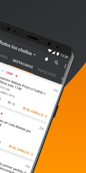 Chollometro – Chollos, Black Friday, ofertas 5.23.02 Screen 9