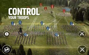 Dawn of Titans - Epic War Strategy Game 1.24.3 Screen 2