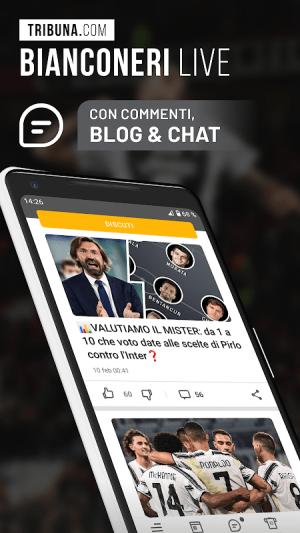 Bianconeri Live – Fan app di calcio non ufficiale 3.2.16 Screen 5