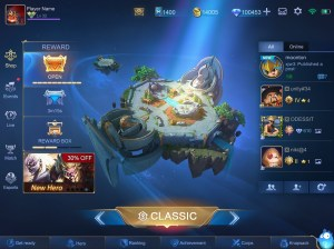 Android Mobile Legends: Bang Bang Screen 10