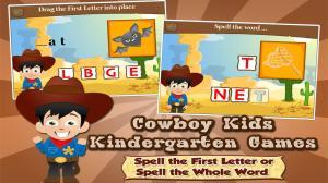 Kindergarten Learning Games 2.20c Screen 2