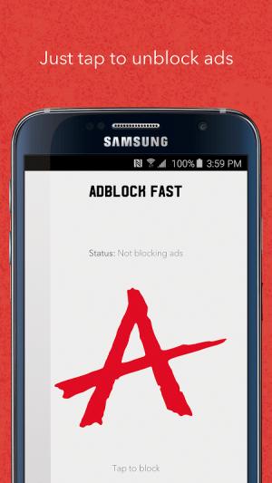 Adblock Fast 2.0.0 Screen 2