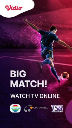 Vidio - Nonton Video, TV & Live Streaming Gratis 4.11.10-c018309 Screen 7