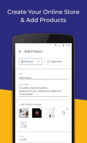Instamojo - #1 Business App for MSMEs in India 4.8.0 Screen 3