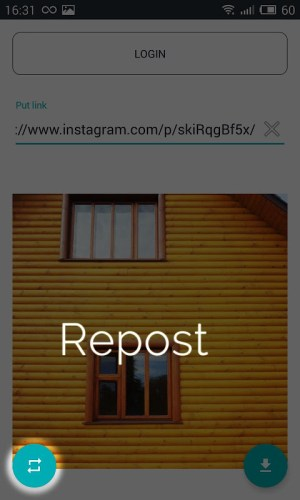 Android Save&Repost - for Instagram Screen 4