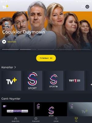 TV+ 4.9.2 Screen 2