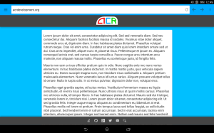 Android Lightning Browser Plus - Web Browser Screen 11