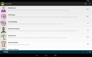 Android Medicine MCQs for Med Students Screen 4