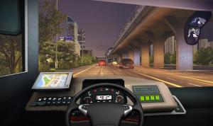 bus simulator : bus games 1.4 Screen 2